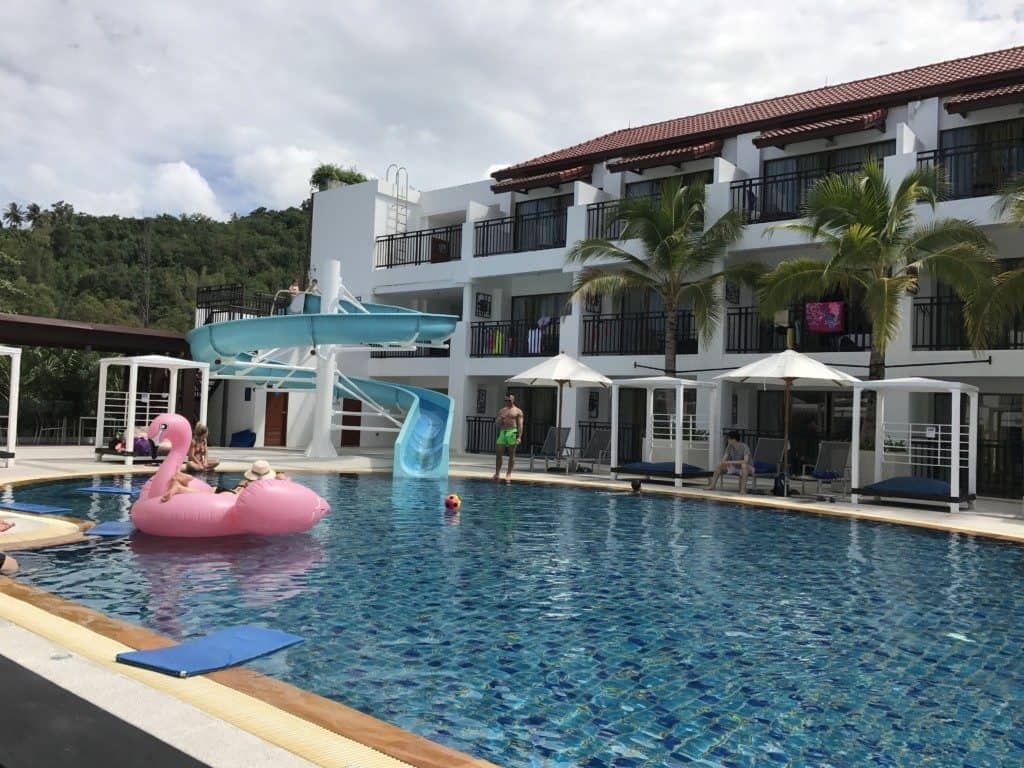 Novotel Phuket Karon Beach kids pool