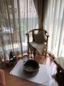 Shangri-la Chiang Mai spa