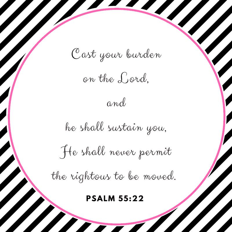 Psalm 55:22