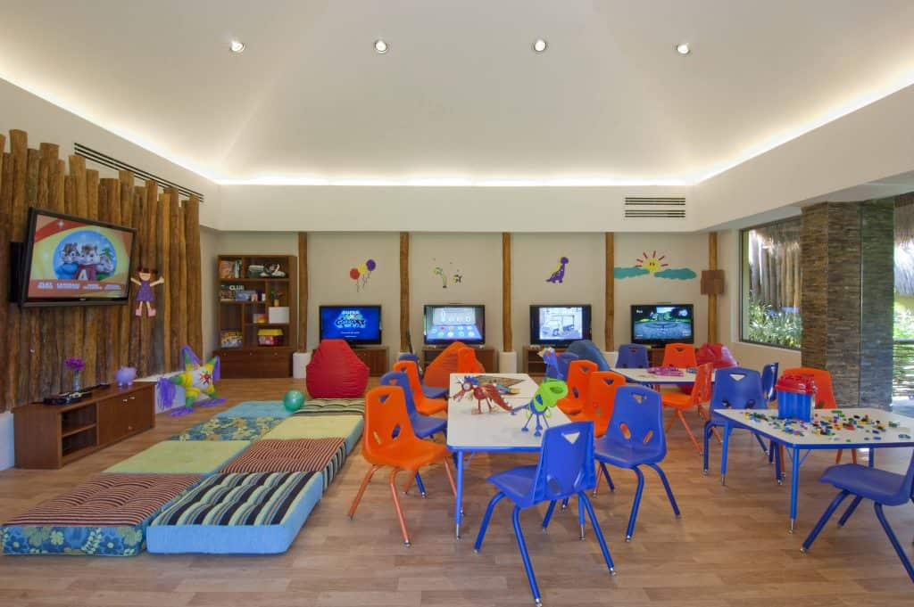 Kid's Club at Grand Velas Riviera Maya