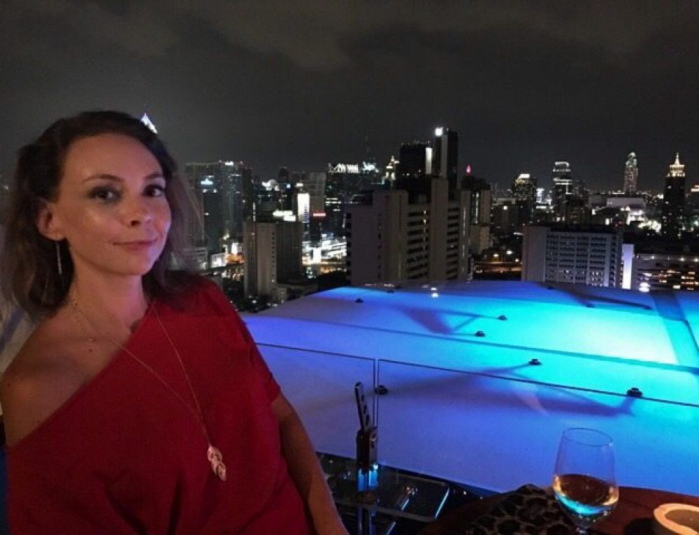 Top 2 Rooftop Bars in Bangkok, Thailand