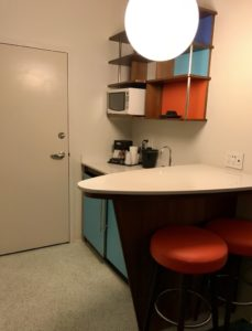 kitchenette at Cabana Cay Resort at Universal Orlando
