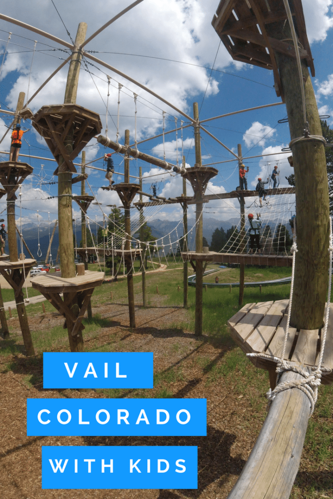 Plan an entire trip to Vail Colorado with Kids with these suggestions on what to do, where to stay, and where to eat.