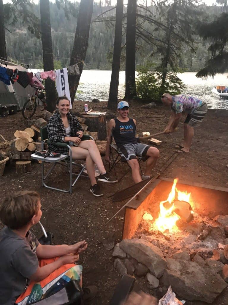 Suttle Lake Campground