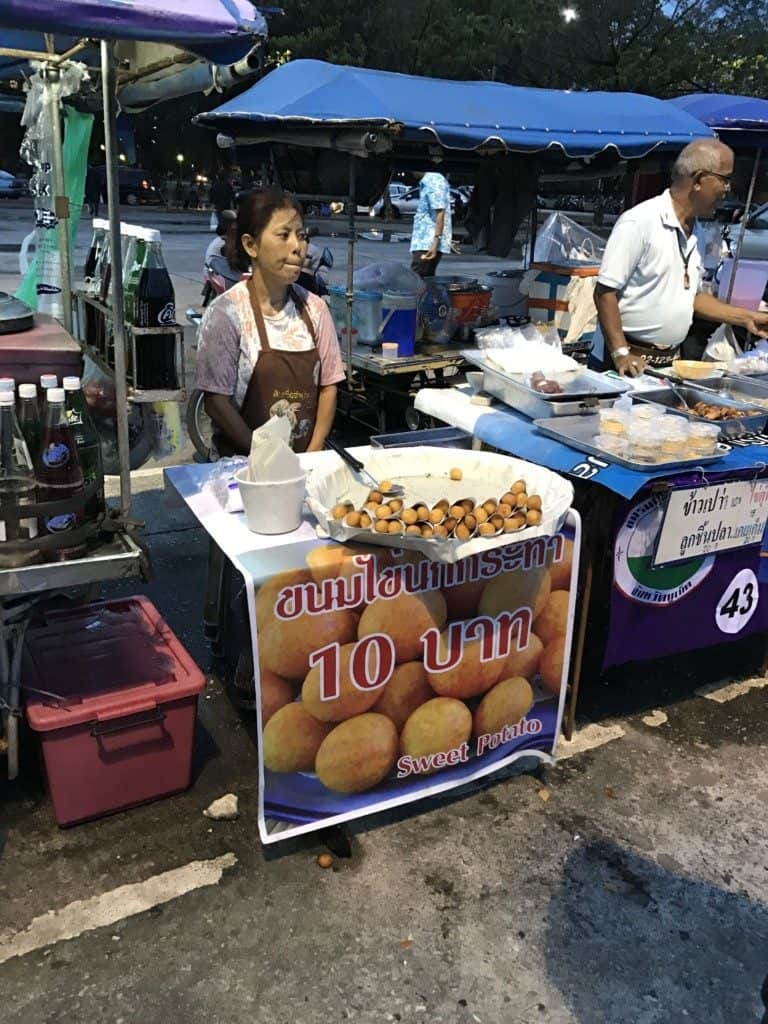 Street food tour in Phuket Thailand
