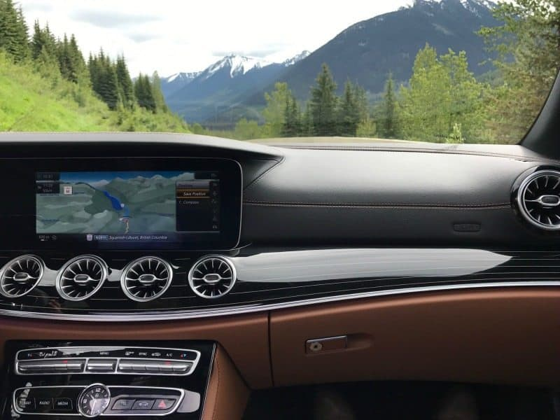 2018 Mercedes E-Class Coupe-2