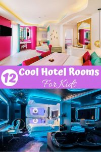 12 Cool Hotel Rooms for Kids