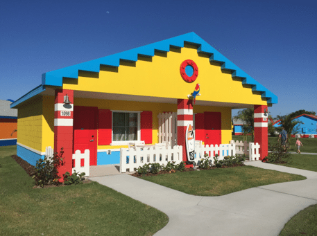 Legoland Beach Retreat in Winterhaven, Florida