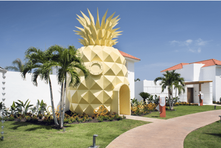 The Pineapple at Nickelodeon Hotels & Resorts Punta Cana