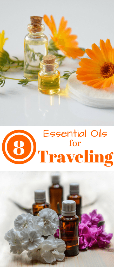 8 Essential Oils for Traveling