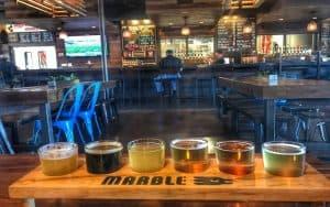 Marble Brewing in Albuquerque