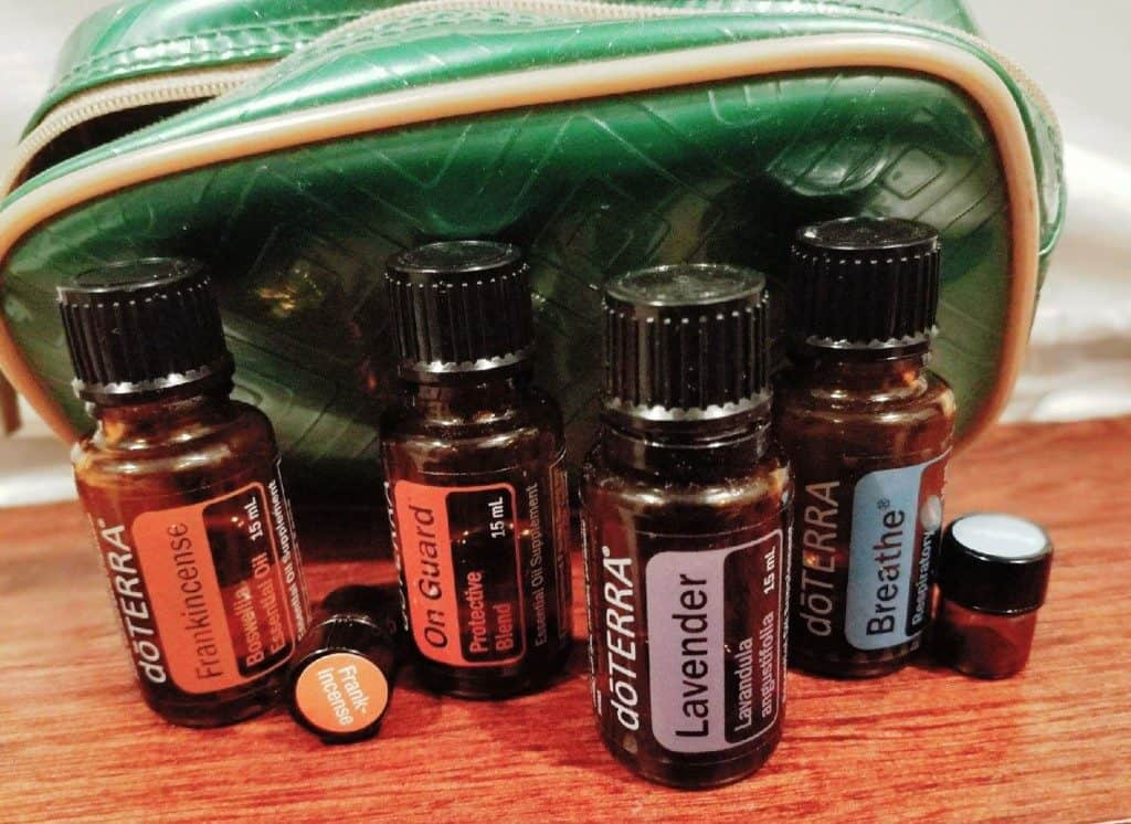 Top 8 Essential Oils for Travel