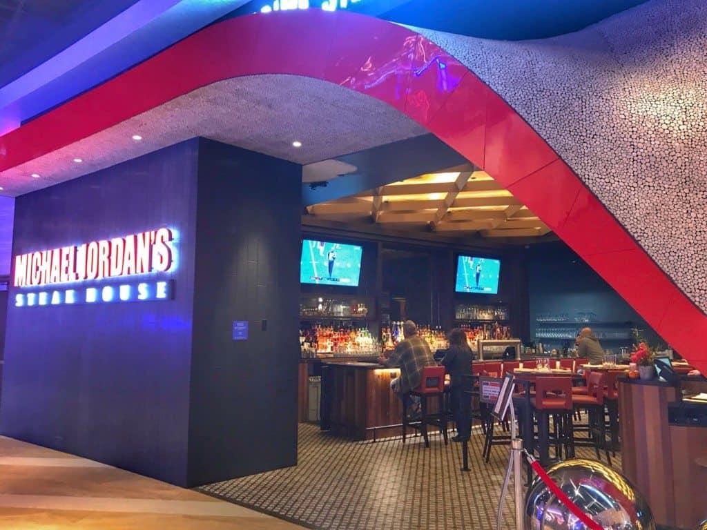 Michael Jordan's Steakhouse at Ilani