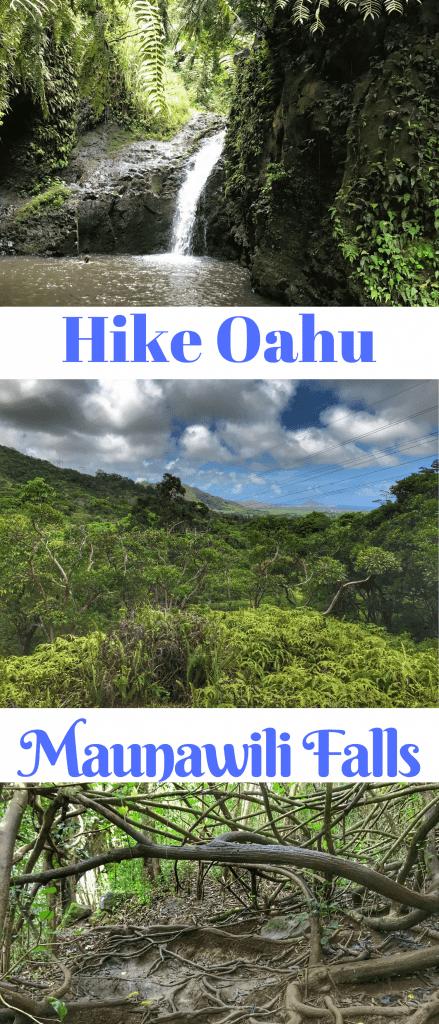 Hike Maunawili Falls in Oahu