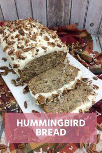 Humming Bird Recipe