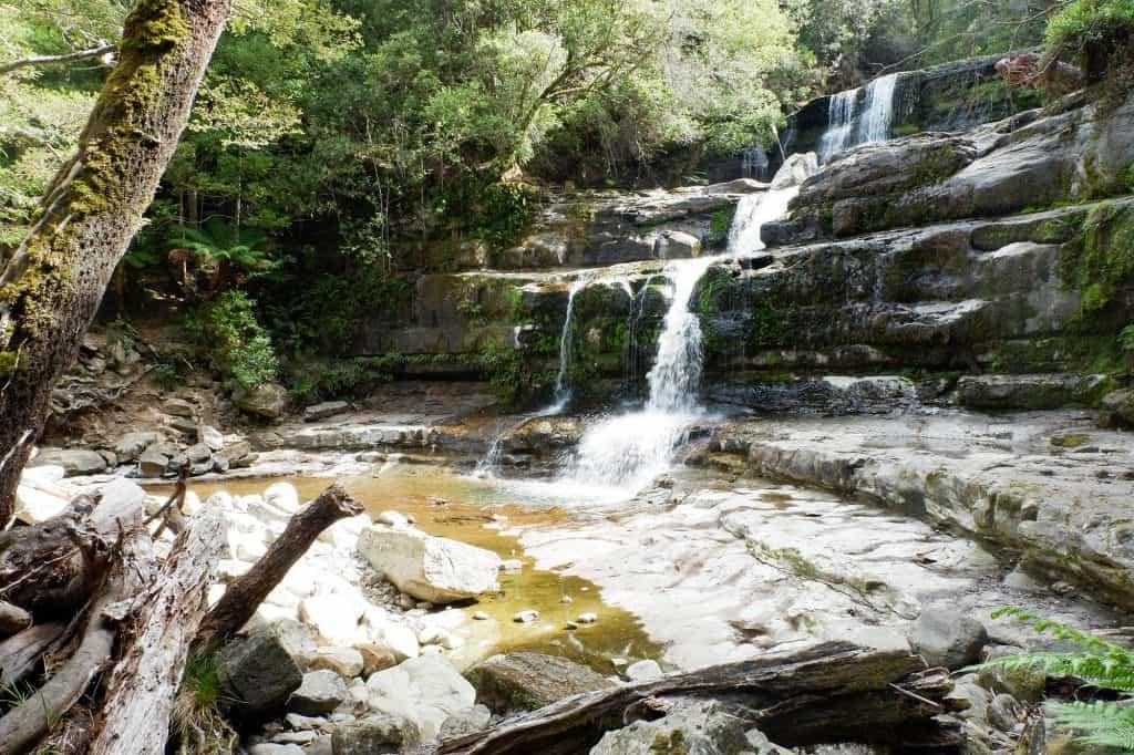 Liffey Falls in Tasmania