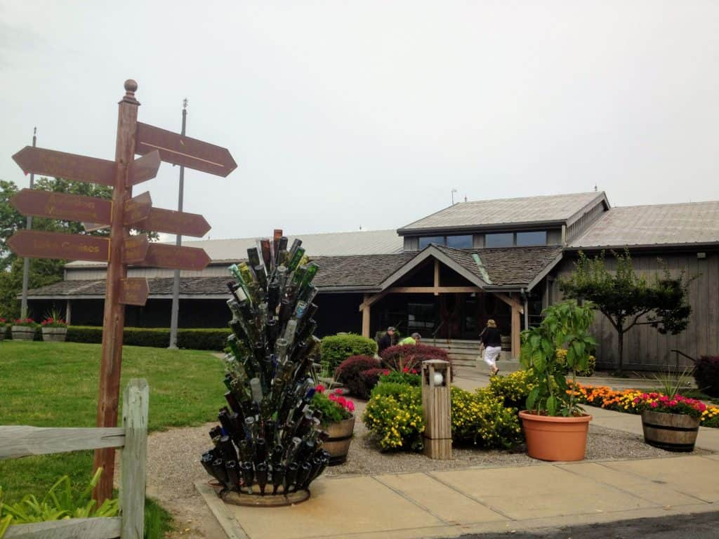 Wineries in the Finger Lakes