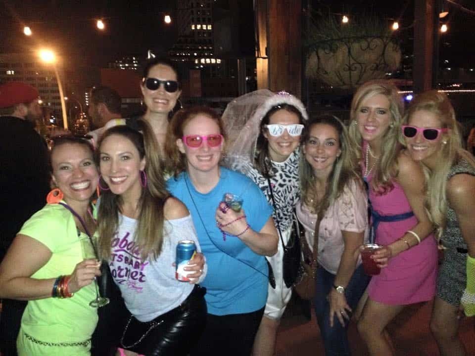 Austin, Texas Bachelorette Party