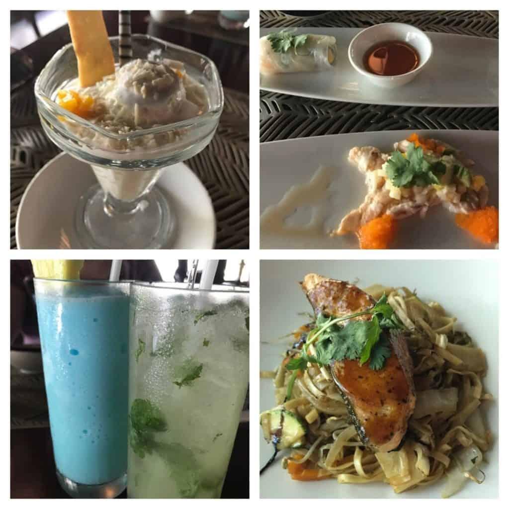 Kampai Pacific Rim Restaurant at El Dorado Royale