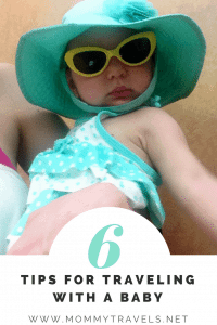 6 Tips for Traveling with a Baby