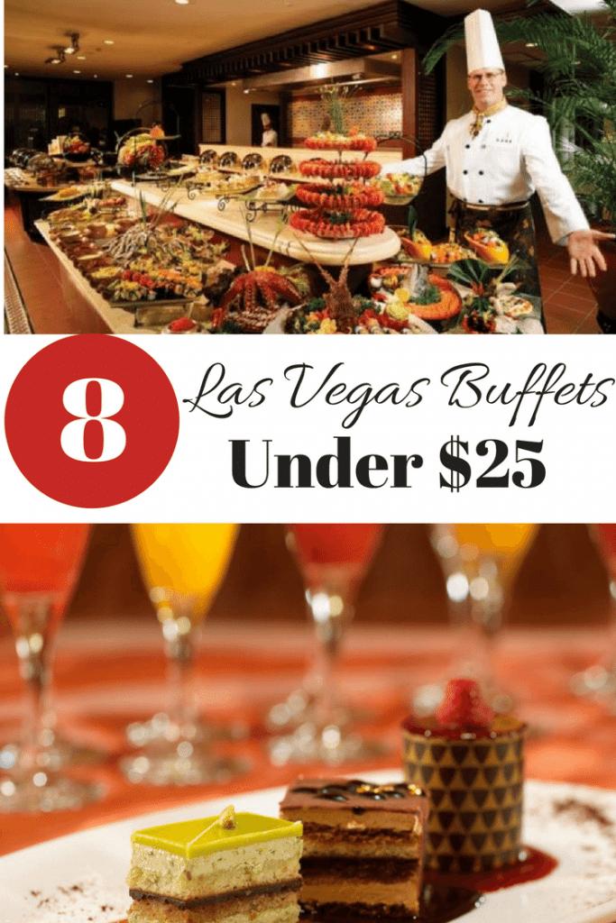 8 Las Vegas Buffets under $25