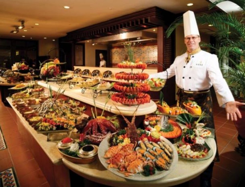 The 8 Best Buffets in Las Vegas Under $25