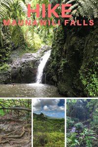 Hike Maunawili Falls in Oahu, Hawaii