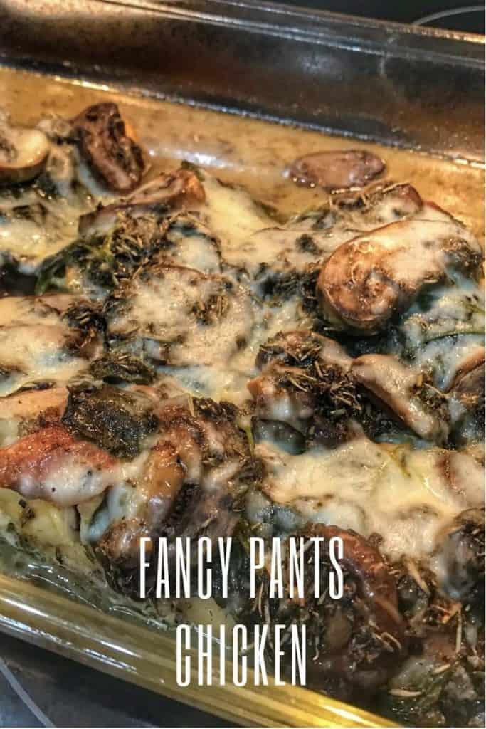 Fancy Pants Chicken