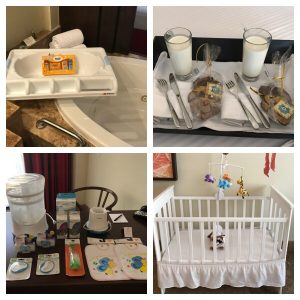 Grand Velas Riviera Maya baby amenities