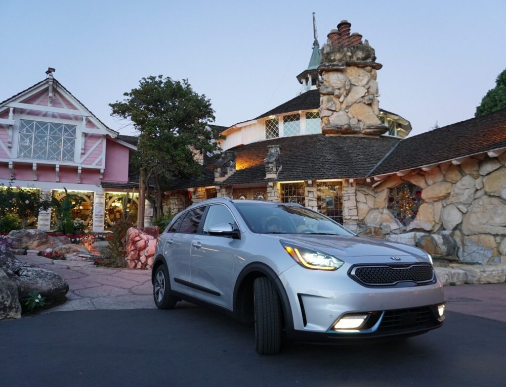 Road Tripping Across California in a 2018 Kia Niro Plug-in Hybrid