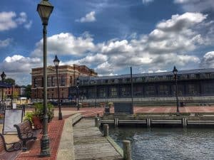 Sagamore Pendry Hotel in Baltimore, Maryland