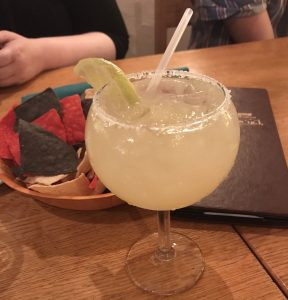 Margarita at High Noon Saloon in Albuquerque
