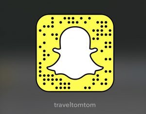 snapchat accounts that focus on travel