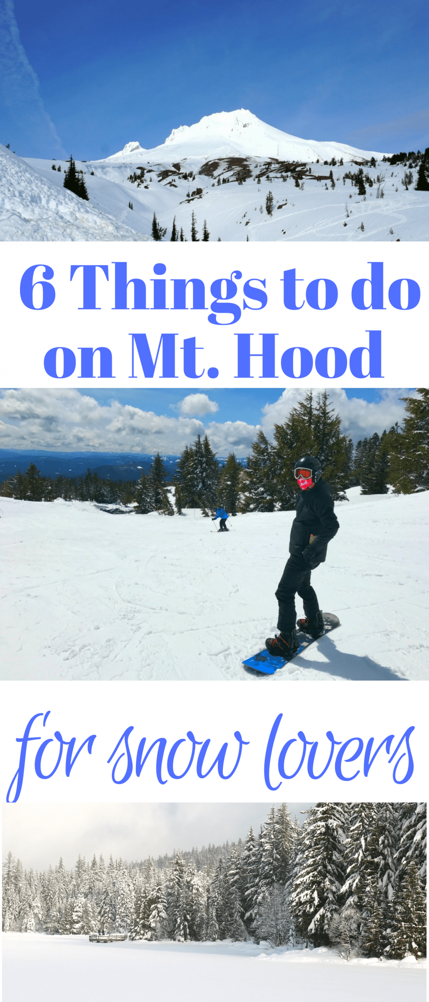 6 things to do on Mt. Hood