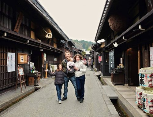 7 Top Tips for Visiting Japan with Baby