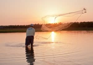 Fishing is a top activity in Gulf County