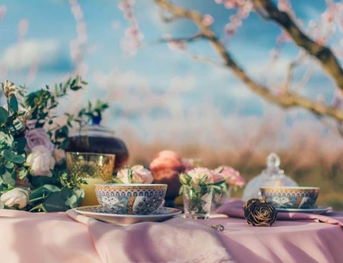 Celebrate New Life with a Tea Party
