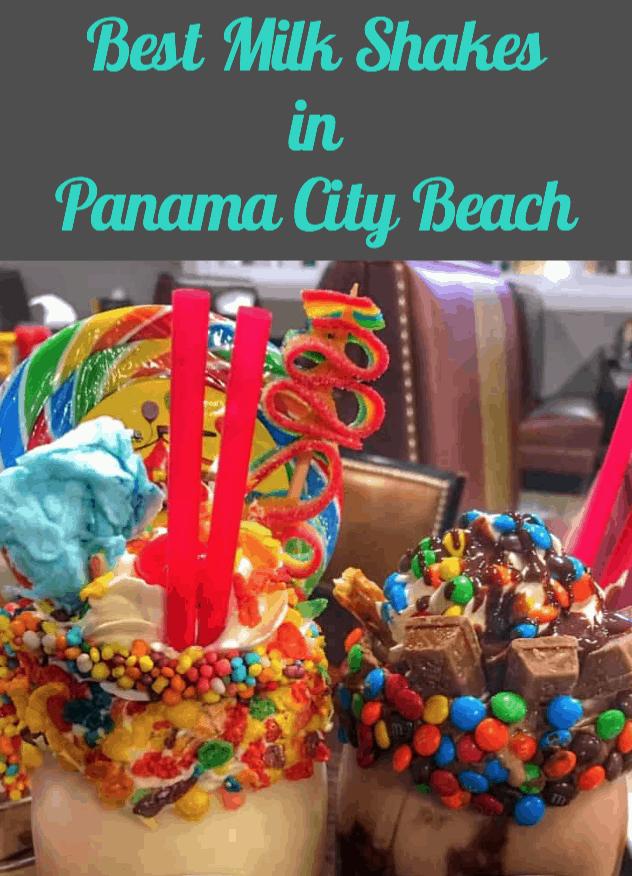 Best Milkshakes in Panama City Beach