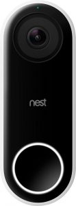 Nest Hello doorbell - see who is at your door and monitor your home.