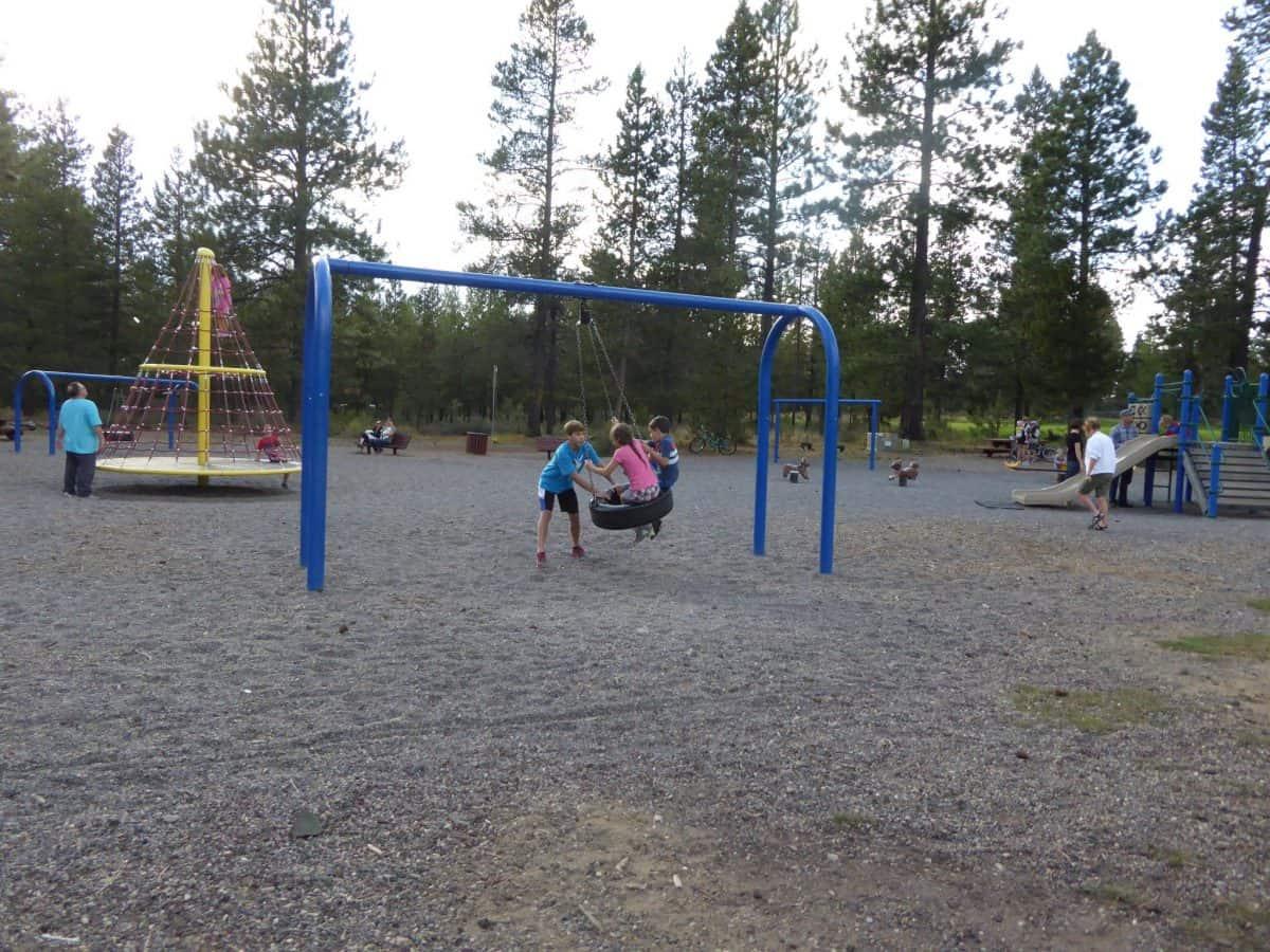 Sunriver Playground