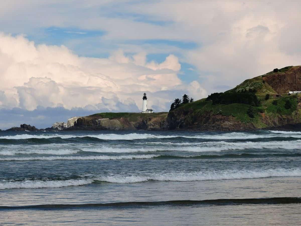 Yaquina Head Lighthouse