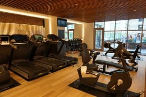Duniway fitness center