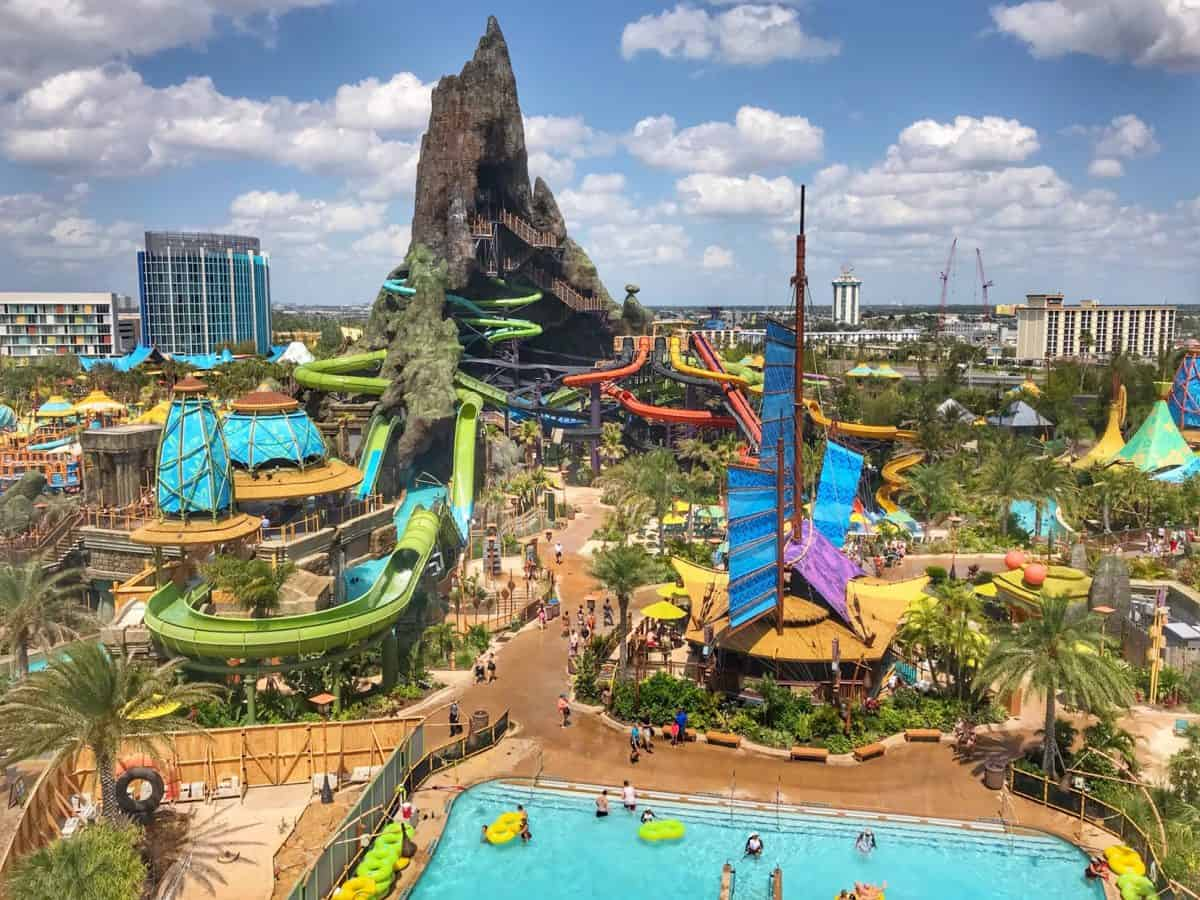 Volcano Bay Water Park At Universal Orlando Mommy Travels