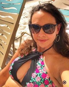 Maui Jim Womens sunglasses and cute bikini top
