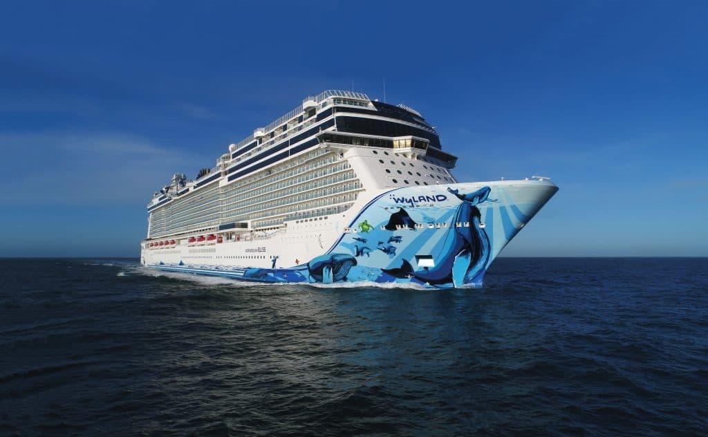 Norwegian Bliss Cruise Ship