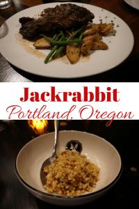 Jackrabbit Restaurant in Portland, Oregon