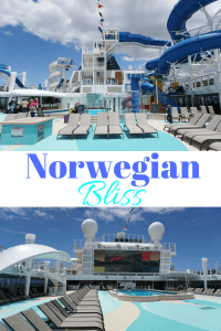 Find out about all the fun you can have on the Norwegian Bliss cruise.