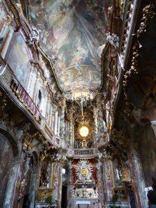 Asam Church