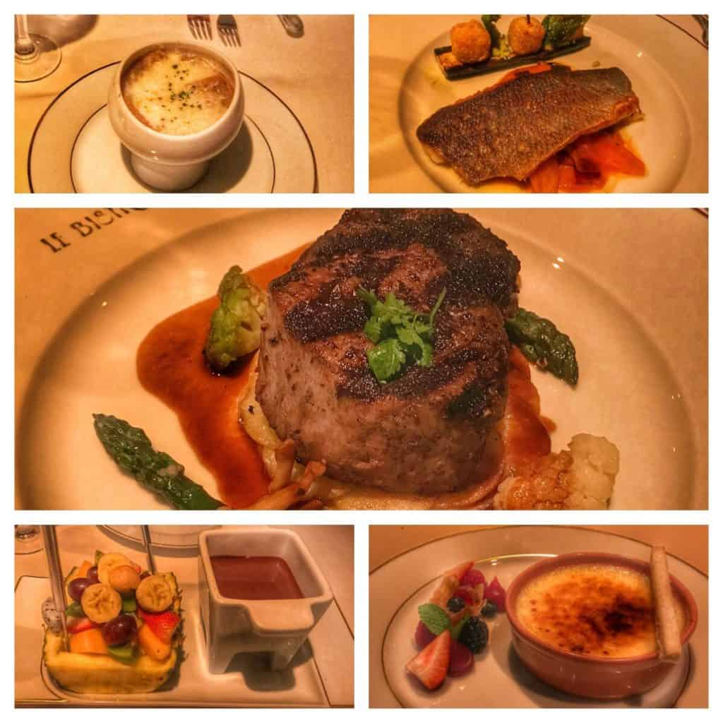 Le Bistro on the Norwegian Bliss