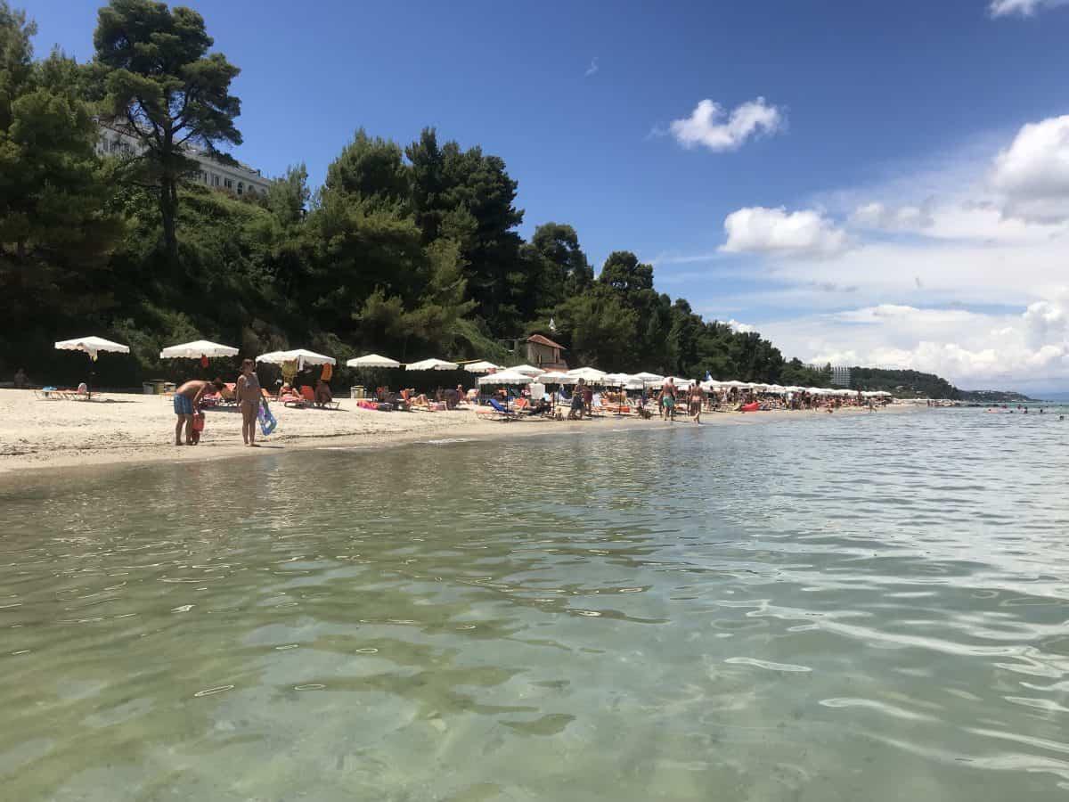 Alexander The Great Beach Hotel In Halkidiki Greece Mommy Travels